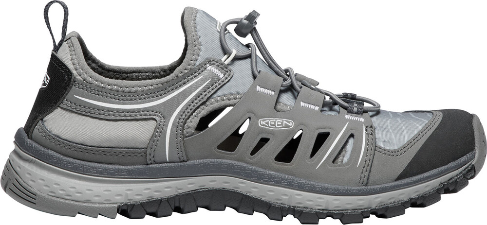 Keen Terradora Ethos Shoes Women Neutral Grey/Gargoyle Schuhgröße US 11 0oRKA7